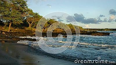 Maui Beach Moonrise