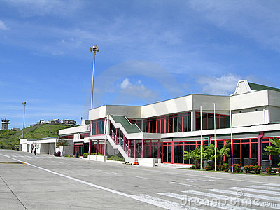 Maurice Bishop International airport Grenada