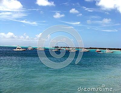 Mauritius Harbor
