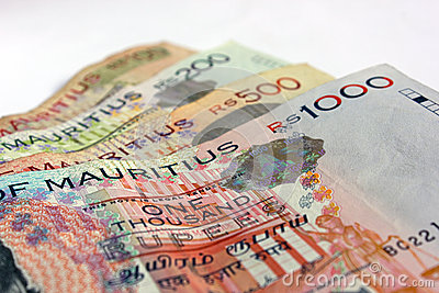 Mauritius Rupees Notes