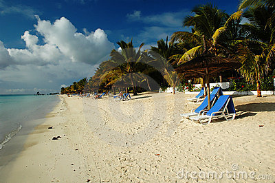 Mauritius seashore