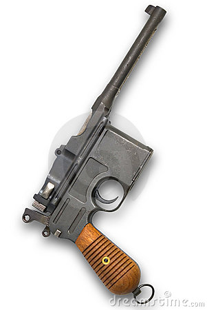 Free Mauser 712 Royalty Free Stock Images - 3351179