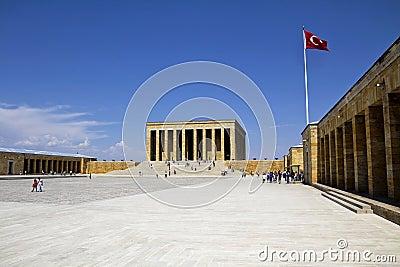 Mausoleum of Ataturk