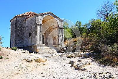 Mausoleum of Djanike-khanym