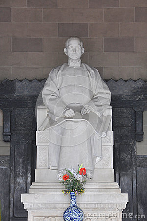 Mausoleum of Dr. Sun Yat-sen