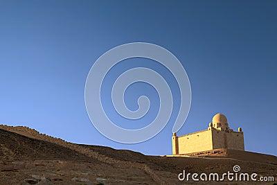Mausoleum near Aswan