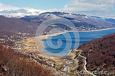Mavrovo Lake, Macedonia