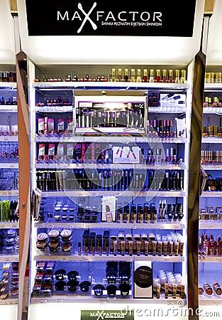 max factor makeup in Australia