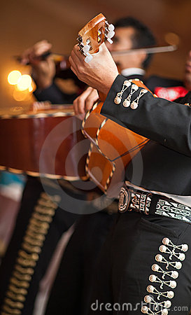 Maxican mariachi band