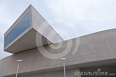 Maxxi Museum, Rome Editorial Photography