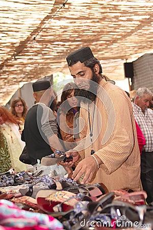 May 23:  Muslim Festival May 23, 2011 in mertola Editorial Stock Photo
