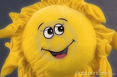 May the Sun shine...