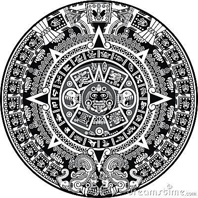 Maya календара