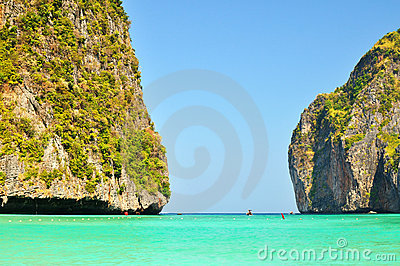 Maya Bay. Thailand.