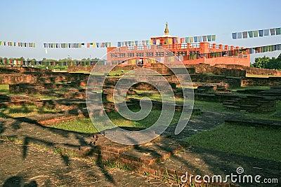 Maya devi temple