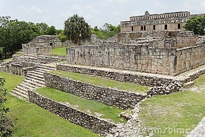 Maya Palace Kabah