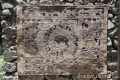 Maya Panel Mexico