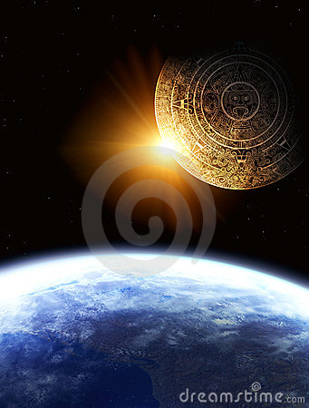 Maya Prophecy Stock Images - Image: 17318194