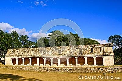 Maya ruins, Uxmal, Yucatan, Mexico