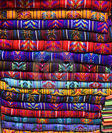 Mayan Blankets 3