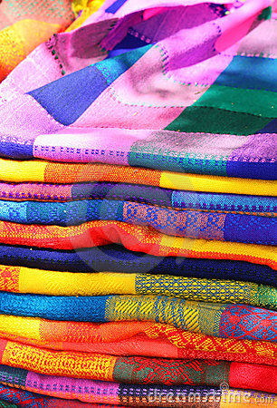 Free Mayan Blankets Stock Photos - 3220123
