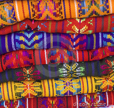 Mexican Blankets Square