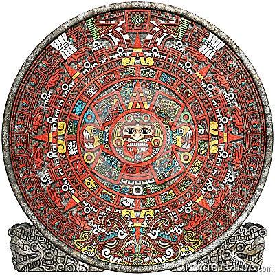 Free Mayan Calendar Stock Photography - 1766642