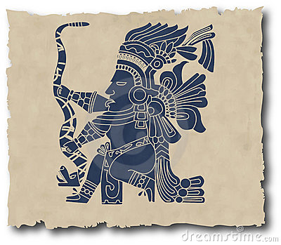 The  mayan and inca tribal