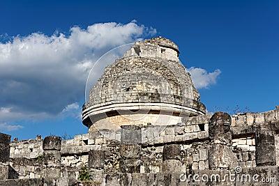 Mayan Observatory at Chichen Itza