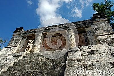 Mayan Royal Spectator Building