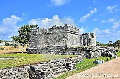 Mayan ruins - Tulum