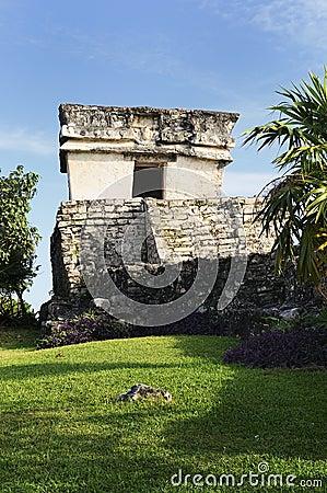 Mayan ruins of Tulum Mexico