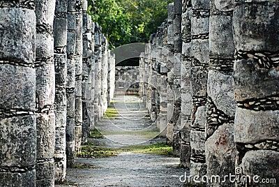 Mayan ruïnes