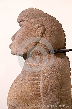 Free Mayan Sculpture Found In Costa Rica Royalty Free Stock Photo - 39633795