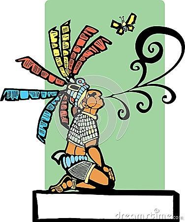 Mayan Storyteller