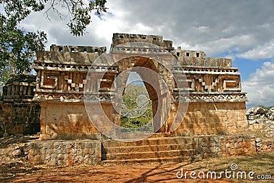 Mayan Triumph Arc