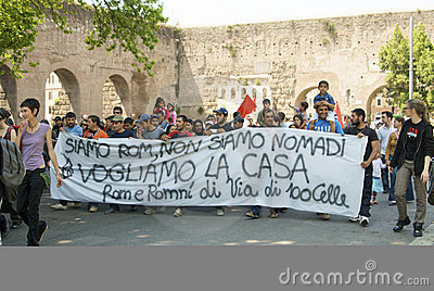 MAYDAY - 09 - ROME - Rom Editorial Photo