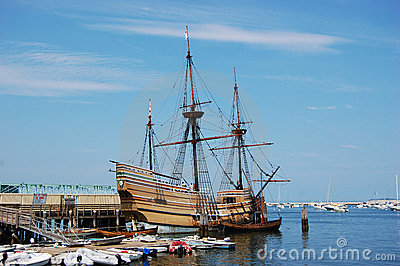 The Mayflower II