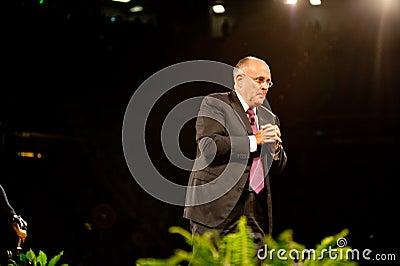Mayor Rudy Giuliani Editorial Stock Image