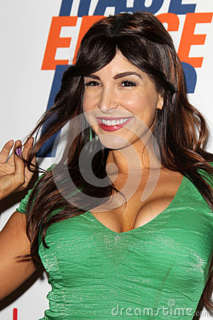Mayra Veronica arrives at the 19th Annual Race to Erase MS gala Editorial Image