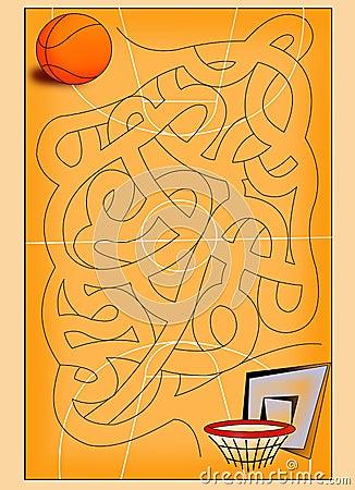 Free Maze 13 Stock Photography - 17465332
