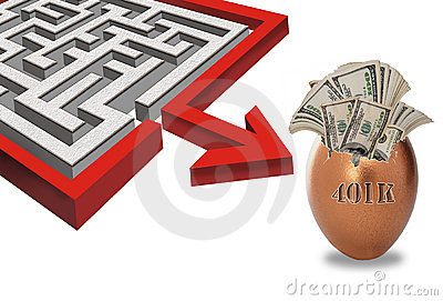 Maze and 401K money