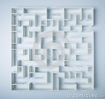 Free Maze Stock Photo - 62256700