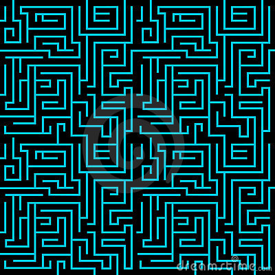 Maze Background Royalty Free Stock Photo - Image: 21477385