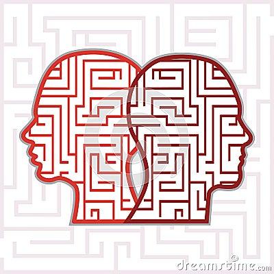 Maze heads