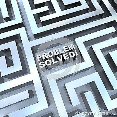 Maze - Problem Solved