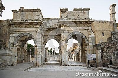Mazeusa and Mithridates Gate in Ephesus.