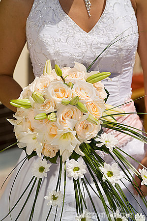 Mazzo di cerimonia nuziale