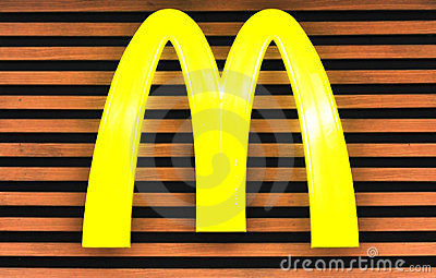 Mcdonald s Editorial Stock Photo