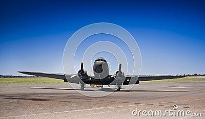 McDonnel Douglas DC-3 C-47A